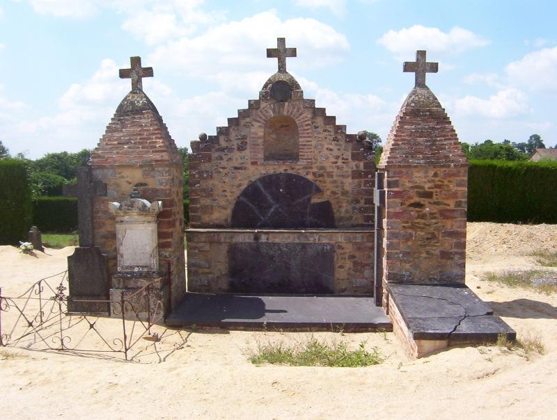 photo mausolee des curés